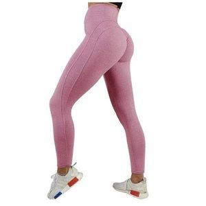 Pink Booty Contouring leggings size S  💕